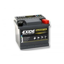 Exide 12V/40Ah Equipment Gel  ES450