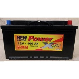 Power X 12V/100 Ah