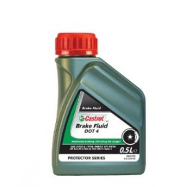 Castrol Brake Fluid DOT 4, 500ml