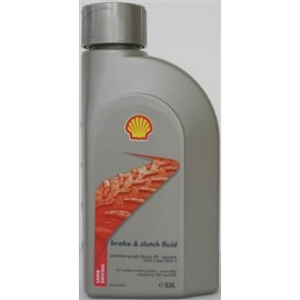 Schell Donax YB Brake and Clutch Fluid DOT4, 500ml